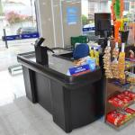 Check out para supermercado